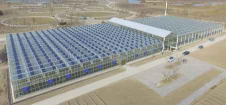 河北太阳能光伏温室施工报价