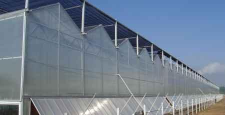 山西阳光板温室安装厂家