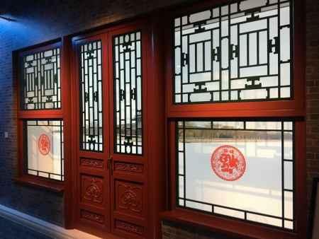 山西京韵仿古门窗销售