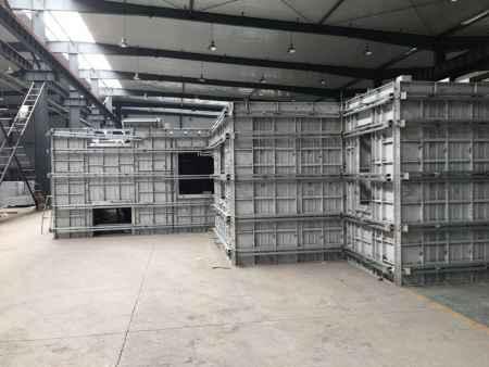 建筑铝模板施工报价