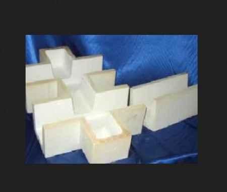 浙江陶瓷纤维流槽供应