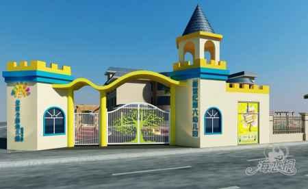 柳州幼儿园特色造型设计怎么样