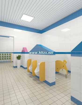 幼儿园卫生间装修价格