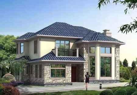 绿可轻钢别墅