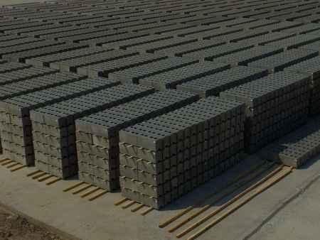 山东脱硫石膏空心砌块生产厂家