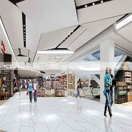河南购物中心设计价格
