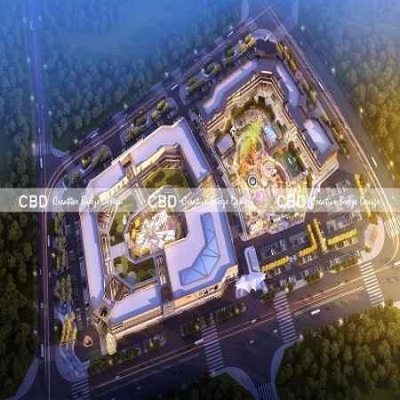 河南城市综合体设计公司