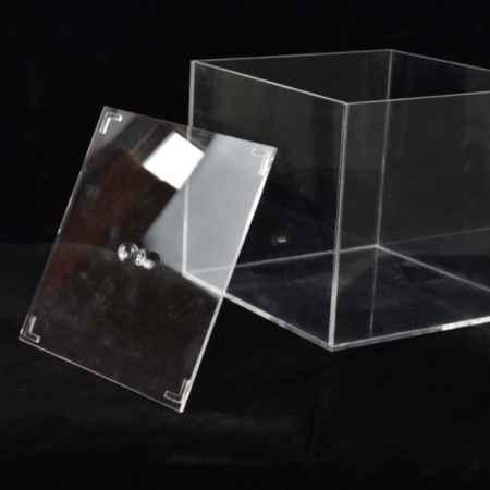 方形多功能带盖收纳箱