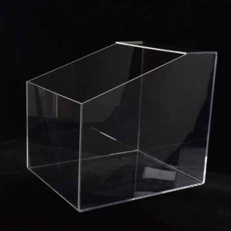 无盖透明收纳箱